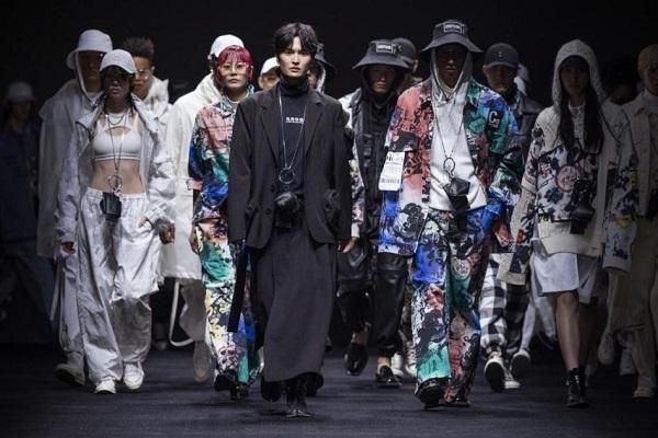 马克华菲2021AW上海时装周 | 开幕